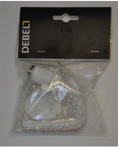 Kit-sæt foldegardin m/kædetræk